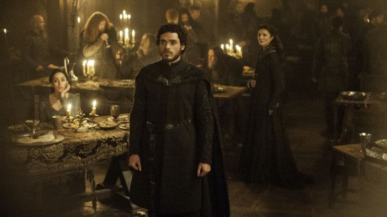 Game of Thrones director says there's a scene as brutal as the Red Wedding in season eight