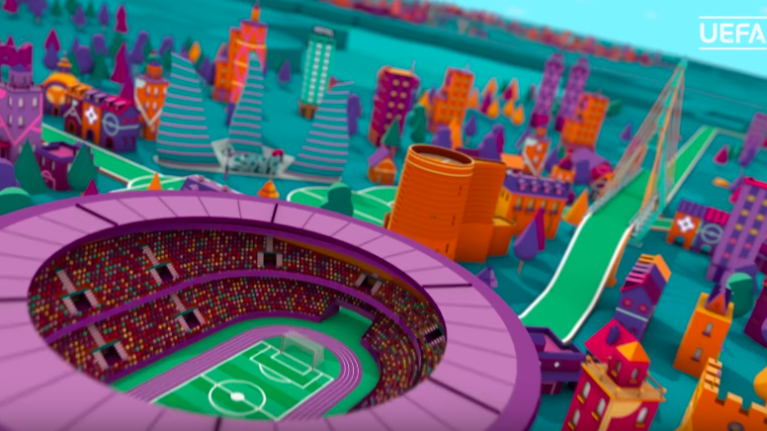 UEFA release Game of Thrones style video sequence featuring Euro 2020 host cities