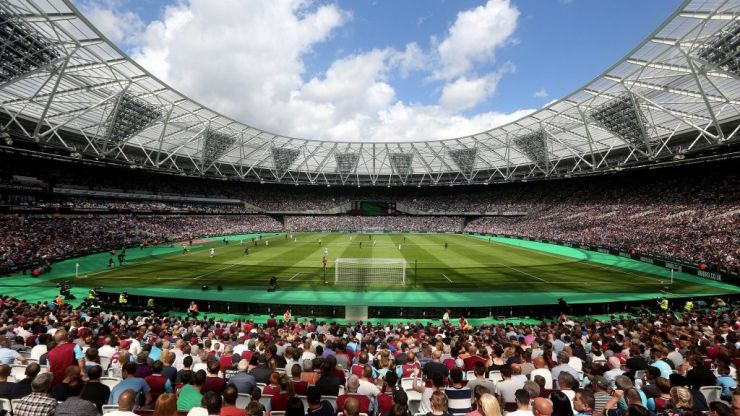 """West Ham say they are """"disgusted"""" by video showing fans singing anti-Semitic song"""