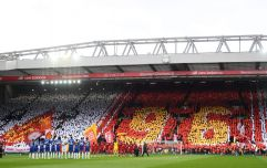 Liverpool produce beautiful Hillsborough tribute ahead of 30th anniversary