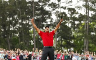 Nike release amazing new advertisement to celebrate Tiger Woods' Masters win
