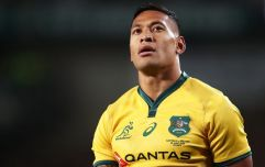 Israel Folau sacked by Rugby Australia over homophobic Instagram post