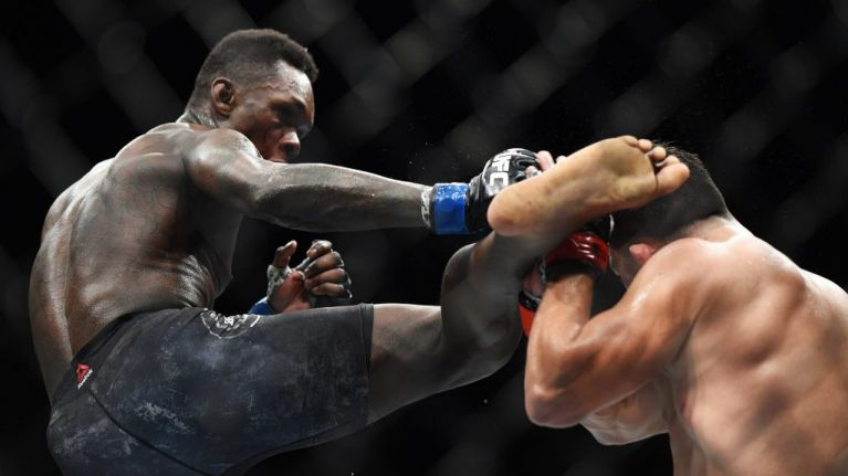 Israel Adesanya compared to Conor McGregor for meteoric career trajectory