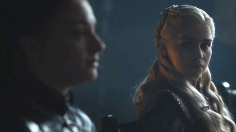 Tensions are higher than ever in the trailer for the second episode of Game Of Thrones Season 8