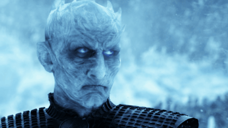 Game of Thrones showrunners may have revealed a massive detail about the Night King's history