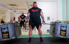 Eddie Hall: former World's Strongest Man explains how he lost 9kg in 17 days