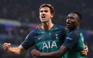 Camera angle shows Fernando Llorente's goal did touch his arm
