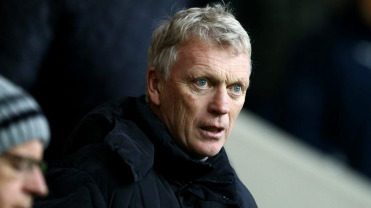David Moyes among candidates to take over from Alex McLeish as Scotland boss