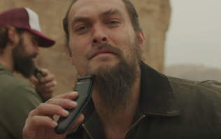 Jason Momoa shaves off the beard that sent a khalasar across the Narrow Sea