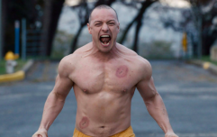 James McAvoy: get in shape like the Glass actor with these five exercises from his PT
