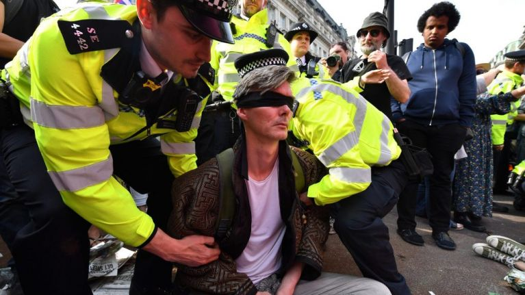 Police officers forced to cancel leave and rest days ahead of Heathrow climate protest