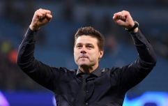 Mauricio Pochettino channelled his inner Diego Simeone during Spurs' celebrations after Man City win