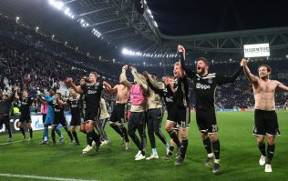 Dutch FA postpone entire round of fixtures ahead of Ajax vs Tottenham