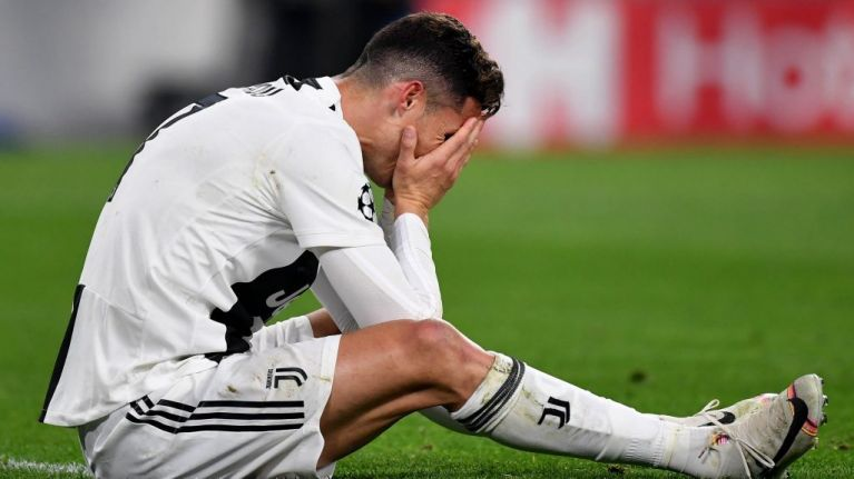 Champions League failure could see Cristiano Ronaldo leave Juventus two years early