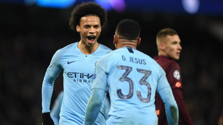 Two key Manchester City players expected to push for a summer move
