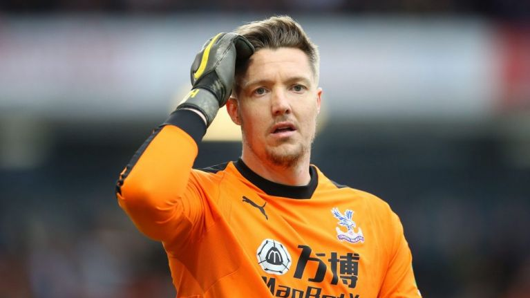 Roy Hodgson says Wayne Hennessey is 'desperate' to learn about the Nazis