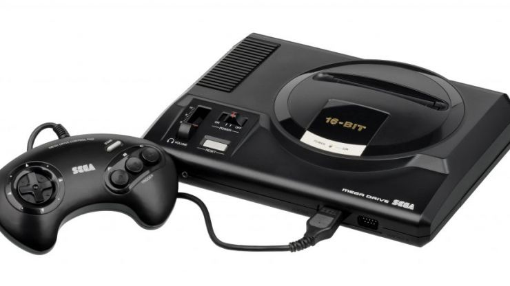 A whole host of stonewall classic games have been added to Sega's new Mega Drive Mini