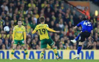 Fernando Forestieri scores absolute worldie against Norwich