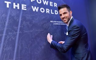 Cesc Fabregas gets into social media spat with former Spurs player