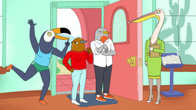 Netflix reveal new animated show from the people behind Bojack Horseman