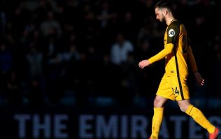 Brighton midfielder becomes second Premier League player ever to start match and not touch the ball