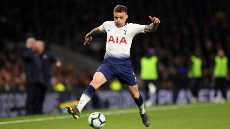 Manchester United to battle Serie A giants for... Kieran Trippier