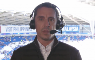 Furious Gary Neville blasts 'Japanese knotweed' Man Utd players after Everton loss