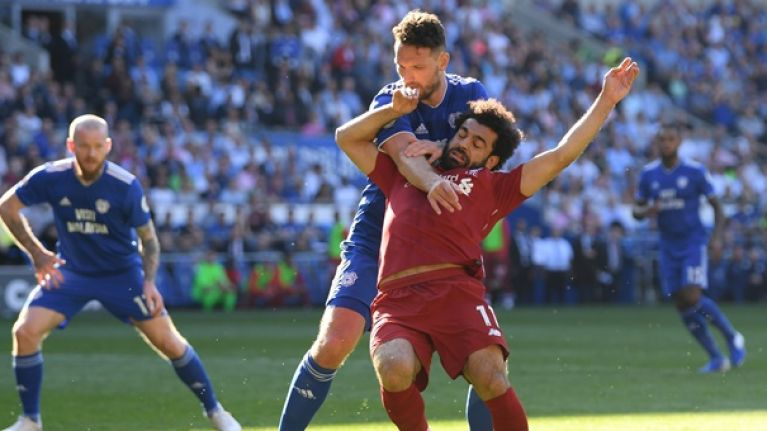 Neil Warnock likens Mohamed Salah to Olympic diver Tom Daley in bizarre rant