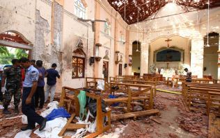 Death toll in Sri Lanka rises to 290