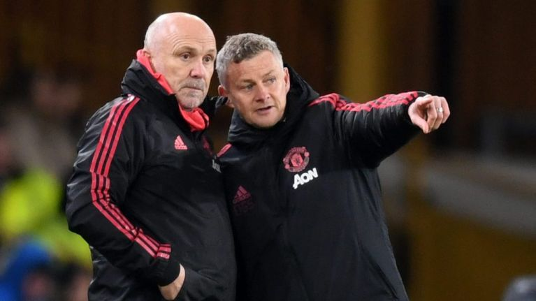 Mike Phelan looks set to become Man Utd's first technical director