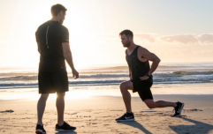 Avengers Endgame: try this HIIT workout from Chris Hemsworth's trainer Luke Zocchi