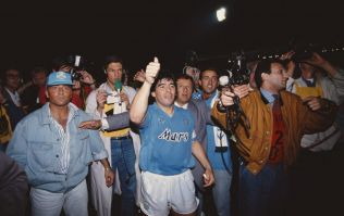 First clip from the new Maradona film captures the madness he caused at Napoli