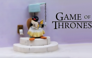 Pingu mixed with Game of Thrones subtitles is the most important content you'll see today