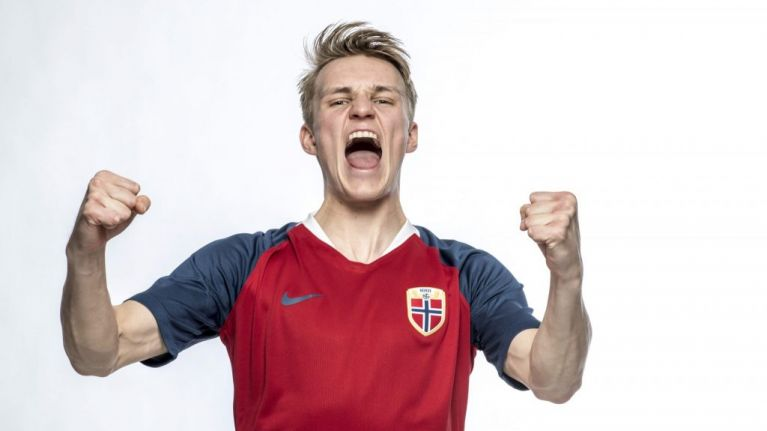 Martin Odegaard could join Ajax from Real Madrid
