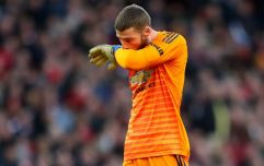 David De Gea disasterclass gifts Manchester City Premier League title
