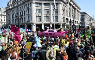 Support for Extinction Rebellion has quadrupled since they blockaded London
