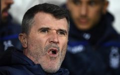 Safe to say Roy Keane doesn't fancy the technical director job at Manchester United