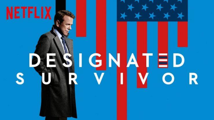 Season 3 of Designated Survivor is coming to Netflix in June