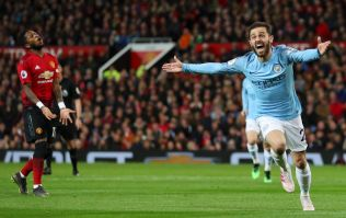 Fred awarded 7/10 in bizarre ratings of Manchester United's performance against Manchester City