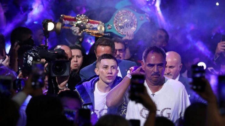Gennady Golovkin accused of being greedy as he and long-time trainer split