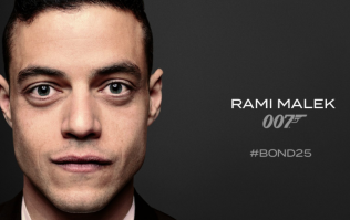 Rami Malek confirmed to star in Bond 25