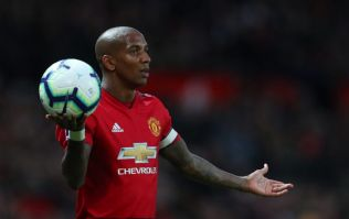 Ashley Young comes to the defence of out of form David de Gea