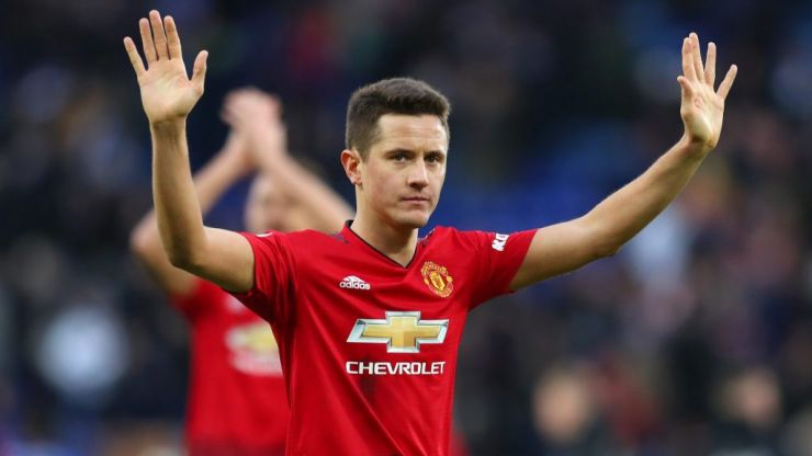Ander Herrera looks like he'll be taking his shithousing to Paris