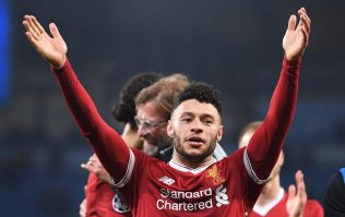 Alex Oxlade-Chamberlain named in Liverpool squad for first time since April 2018