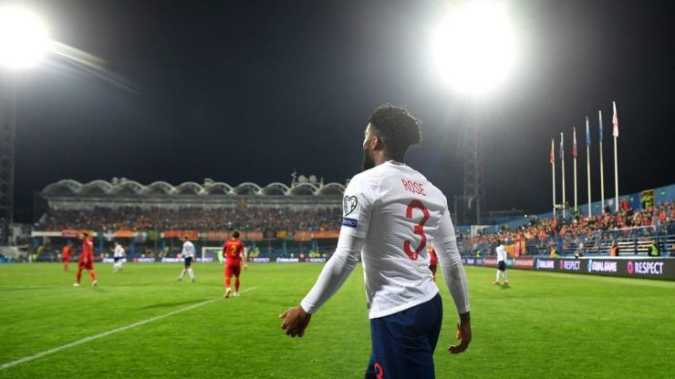 Danny Rose 'lost for words' at UEFA's punishment for Montenegro