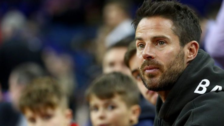 Jamie Redknapp makes hilarious gaffe as he forgets his dad's career