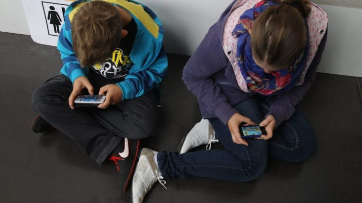 World Health Organisation advises 'little to no screen time' for children under five