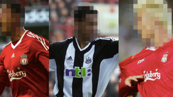 QUIZ: Name these pixelated Liverpool and Newcastle United players
