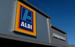 Aldi is selling an outdoor log burner for a bargain price