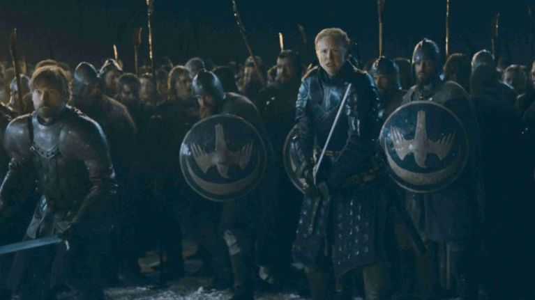 Game of Thrones cinematographer explains why the Battle of Winterfell was so dark